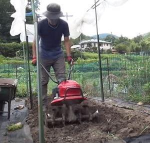 【家庭菜園】「土づくり」秋冬野菜向け