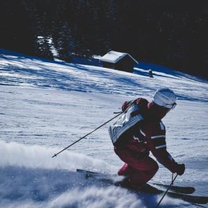 小回りの滑り方を表現するのは難しい?