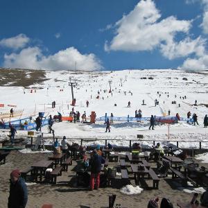 アフリカ レソト王国のスキー場が本格オープン Afriski Mountain Resort