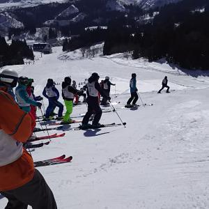 100:50:10:1 スキー検定 合格者数 北海道スキー連盟