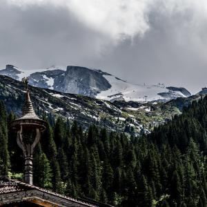 年中無休のスキー場 Hintertux Glacier