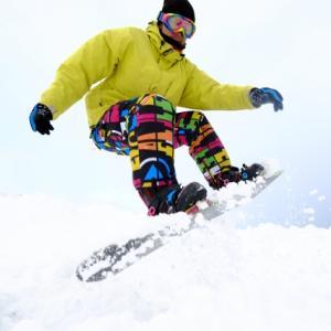 南半球初、地形で遊ぶスノーボードイベント Holy Bowly