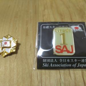 総合滑降復活記念! 役に立たない、スキー1級合格記(笑)