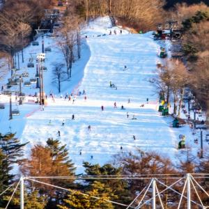 明日オープン! 軽井沢スキー場の豆知識