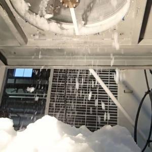 スキー場の強い味方、人工造雪機の能力