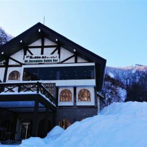 100%天然雪、大雪山黒岳スキー場がオープン!