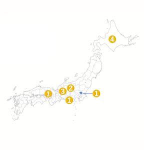 北海道の逆襲。富良野、札幌国際と続々オープン!