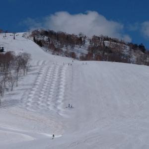 まだ5か所のスキー場が営業中ですよ