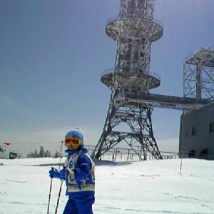 横手山・渋峠スキー場の公式HPに、ツイートをご紹介いただきました(^.^)