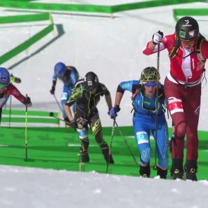 冬季五輪、スキーモ(SkiMo: Ski Mountaineering)実施を決定