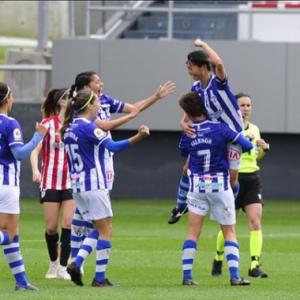 田中陽子:スペイン女子サッカーリーグ2020-21シーズン終了