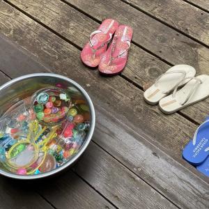 子供たちで夏祭り!