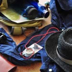 【物の整理】旅支度にも役立つ整理収納の効果!