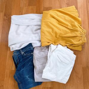 【クローゼット】夏服5着を一度も着なかった理由