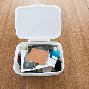 【物の整理】何でも入れちゃうボックスありますか?