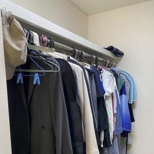 【訪問整理収納サポート】クローゼットを生活スタイルにあわせて見直し!