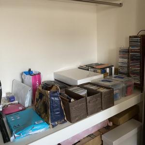 【訪問整理収納サポート】ご主人の長年の物を整理収納!