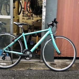 お買い得、中古クロスバイク多数用意しております。