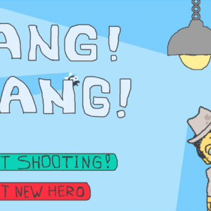 【BANG BANG Totally Accurate Redneck Simulator】ケツアゴおじさんの室内発砲アワー
