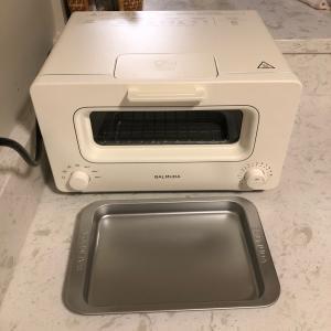 アメリカ版バルミューダトースター
