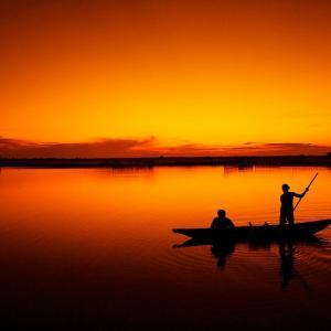タイ湖とチュックバック湖の隠れスポット!時間・季節限定も紹介!