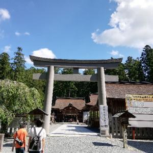 小國神社に行ってきました!