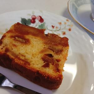 【初級】リンゴのタタンケーキの作り方【ハロウィンにも】