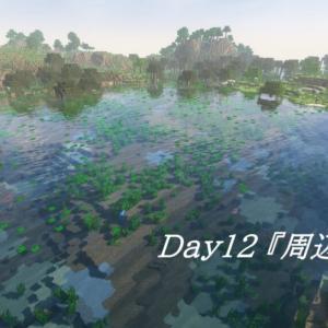 マイクラ日記 Day12『周辺の探索』