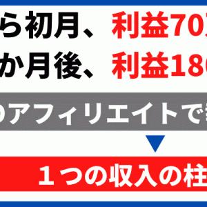Google広告×アフィリエイト コンサル開始2か月目で利益180万円突破! Oさんのヒーローインタビュー