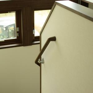 Web内覧会 「階段編」大きな窓付けて正解!かなり開放的です。