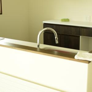Web内覧会 「キッチン編」自動センサー水栓と食洗器は必須!オススメのオプション!