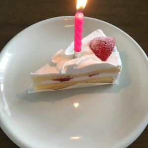 泣きながら食べたケーキ