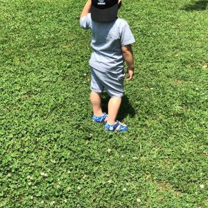 【外で遊ぶ事】自然溢れる公園に行った話