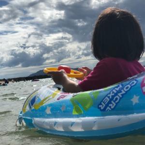 【夏だ!!】今年初の海に行った話