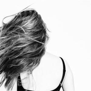オイルに反応する私の髪の毛