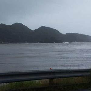 <07/06> 雨・風で全船休んでいます。