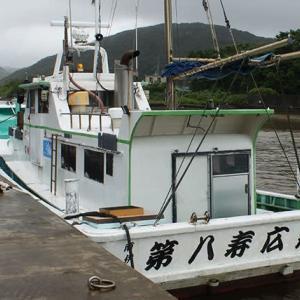 <07/13> 竿仕上げ&船のメンテナンス