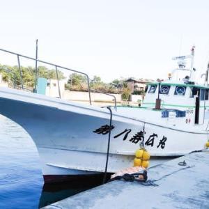 3/10(水) 船メンテナンスの続き