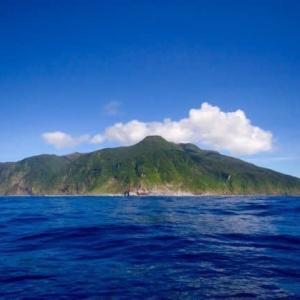 <09/23> 予報良くなり御蔵島へ
