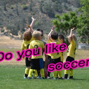 【子育てママさん必見!?】サッカー小僧を育てる方法