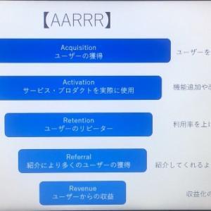 収益に結びつける!「AARRR」