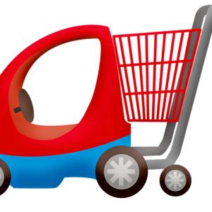 子連れ買い物でイライラ・・・買い物のコツやおすすめの時間帯