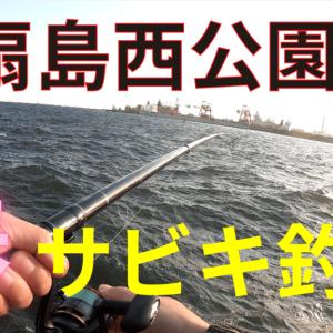 【2021年】東扇島西公園でサビキ釣り!アジを狙いに行ったが・・・