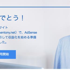 【Google アドセンス合格!】ブログ初心者の奮闘記