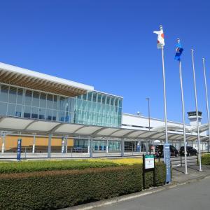 富士山静岡空港(2020.8.14)