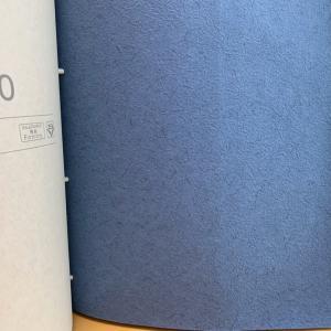 寝室のアクセントクロスに使ったディープブルー【一条工務店WEB内覧会】