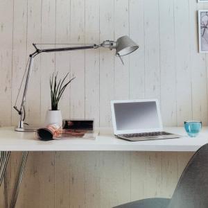 トイレに採用したホワイトの木目調クロス【一条工務店WEB内覧会】