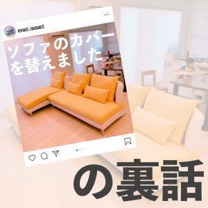 ソファカバーの交換に3万円もかかって瀕死