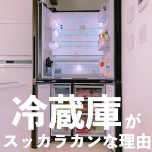 冷蔵庫の中がスッカラカンな理由はアレだった