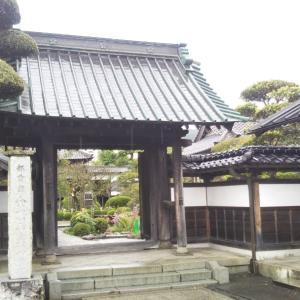 【金剛寺】東京都青梅市